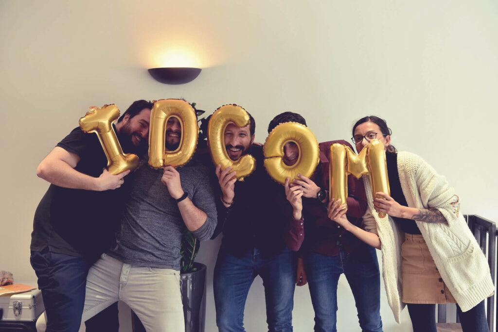 IDCOM - inauguration nouvelle agence 2020