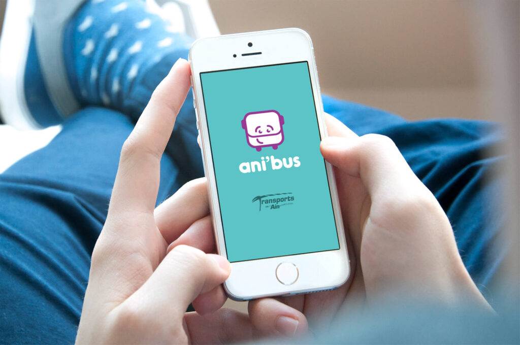 Ani'bus - responsive mobile